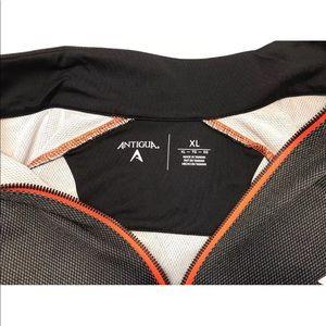 Antigua Shirts - Antigua Cincinnati Bengals NFL Prodigy Pullover